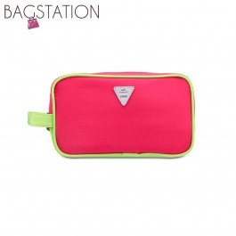 BAGSTATIONZ Multipurpose Travel Pouch-Rose Pink