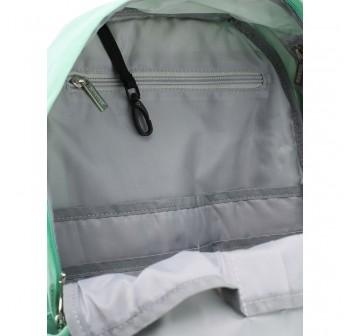 BAGSTATIONZ Fashion Laptop Backpack-Green
